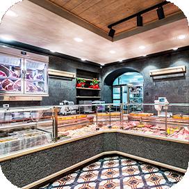 Macelleria Mariani negozio roma Monteverde Vecchio