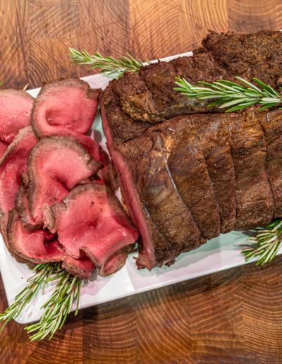 Il roast-beef della Macelleria Mariani